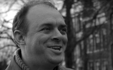 Graham Harman (Photo: Brechtje Keulen)